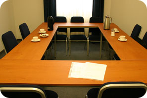Image of nice conference room.